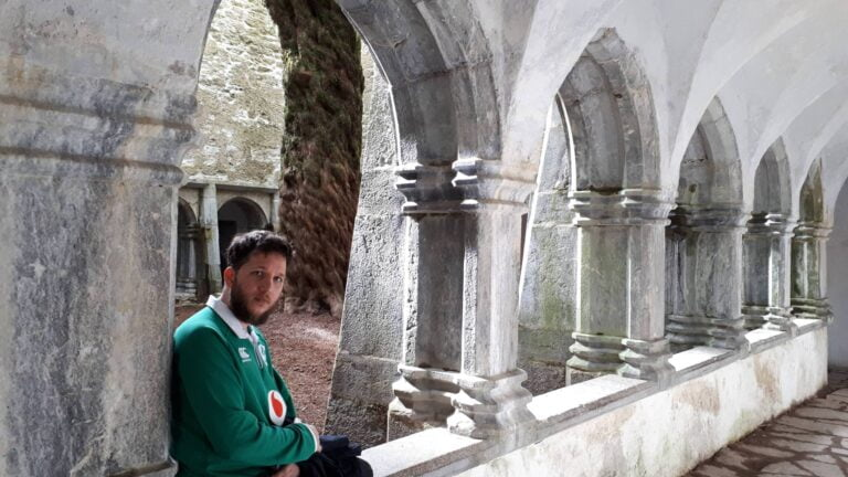 Ring of Kerry - Muckross Abbey