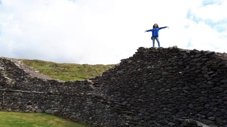 Ring of Kerry - Staigue stone fort