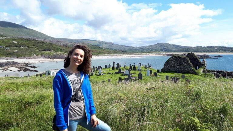 Ring of Kerry - Ring of Kerry - Derrynane Abbey