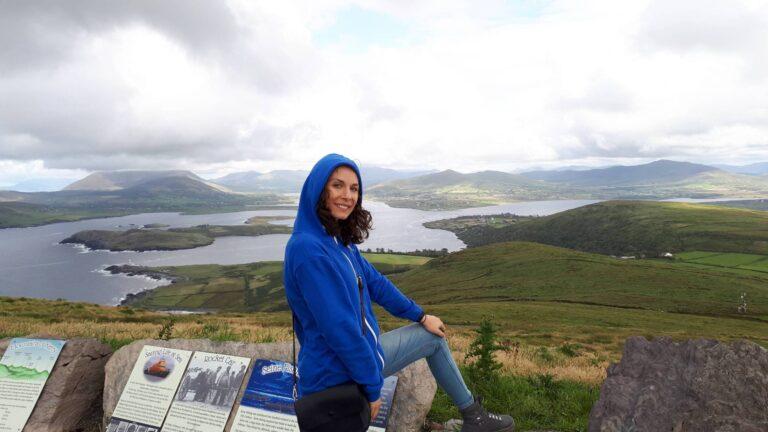 Ring of Kerry - Geokaun Mountain