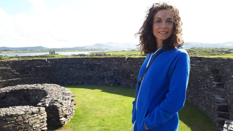 Ring of Kerry - Cahergal Stone Fort