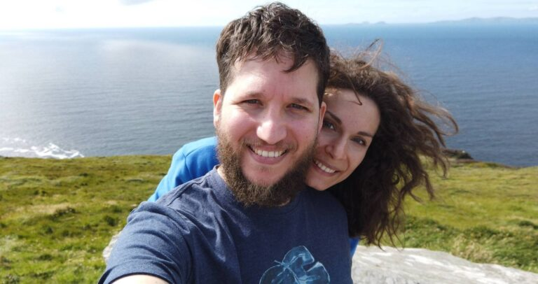 Ring of Kerry - Geokaun Mountain 2