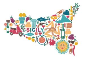 Sicily Map -About Page