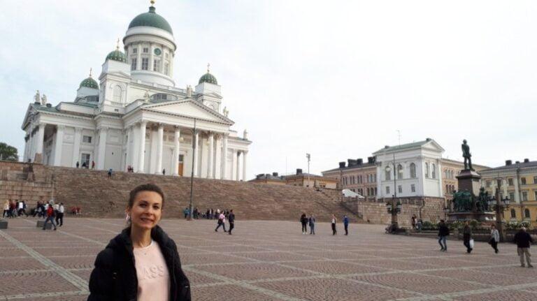 An extraordinary weekend in Helsinki - Senate Square