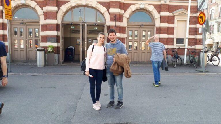 An extraordinary weekend in Helsinki - Old Market