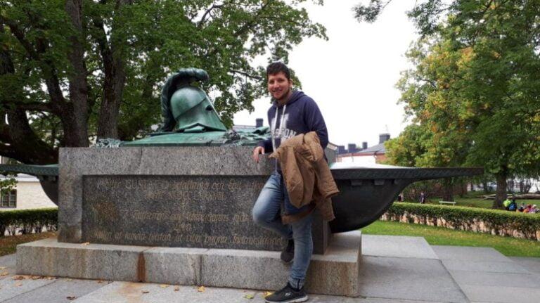 An extraordinary weekend in Helsinki - Suomenlinna