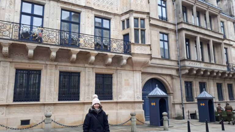 How to spend one remarkable day in Luxembourg City - Grand Ducal Palace