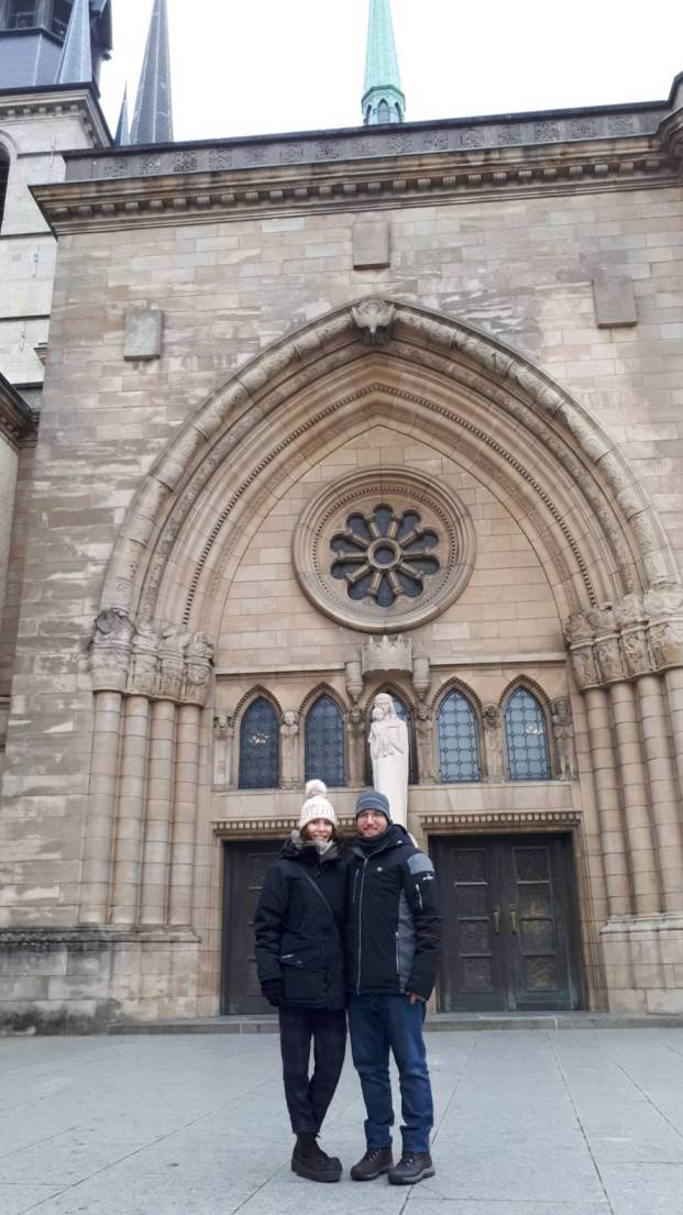 How to spend one remarkable day in Luxembourg City - Notre-Dame Cathedral