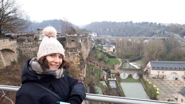 How to spend one remarkable day in Luxembourg City -Chemin de la Corniche