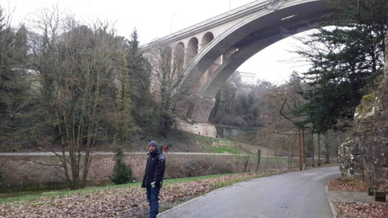 How to spend one remarkable day in Luxembourg City - Adolphe Bridge