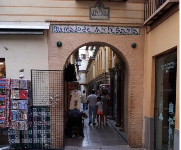 Granada - Alcaicería by Fgcoca