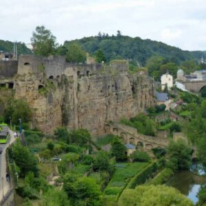 How to spend one remarkable day in Luxembourg City -Luxembourg City -Bock Casemates by Николай Максимович