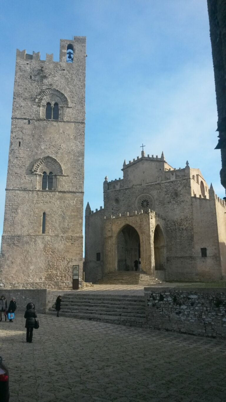 Erice -Royal Cathedral