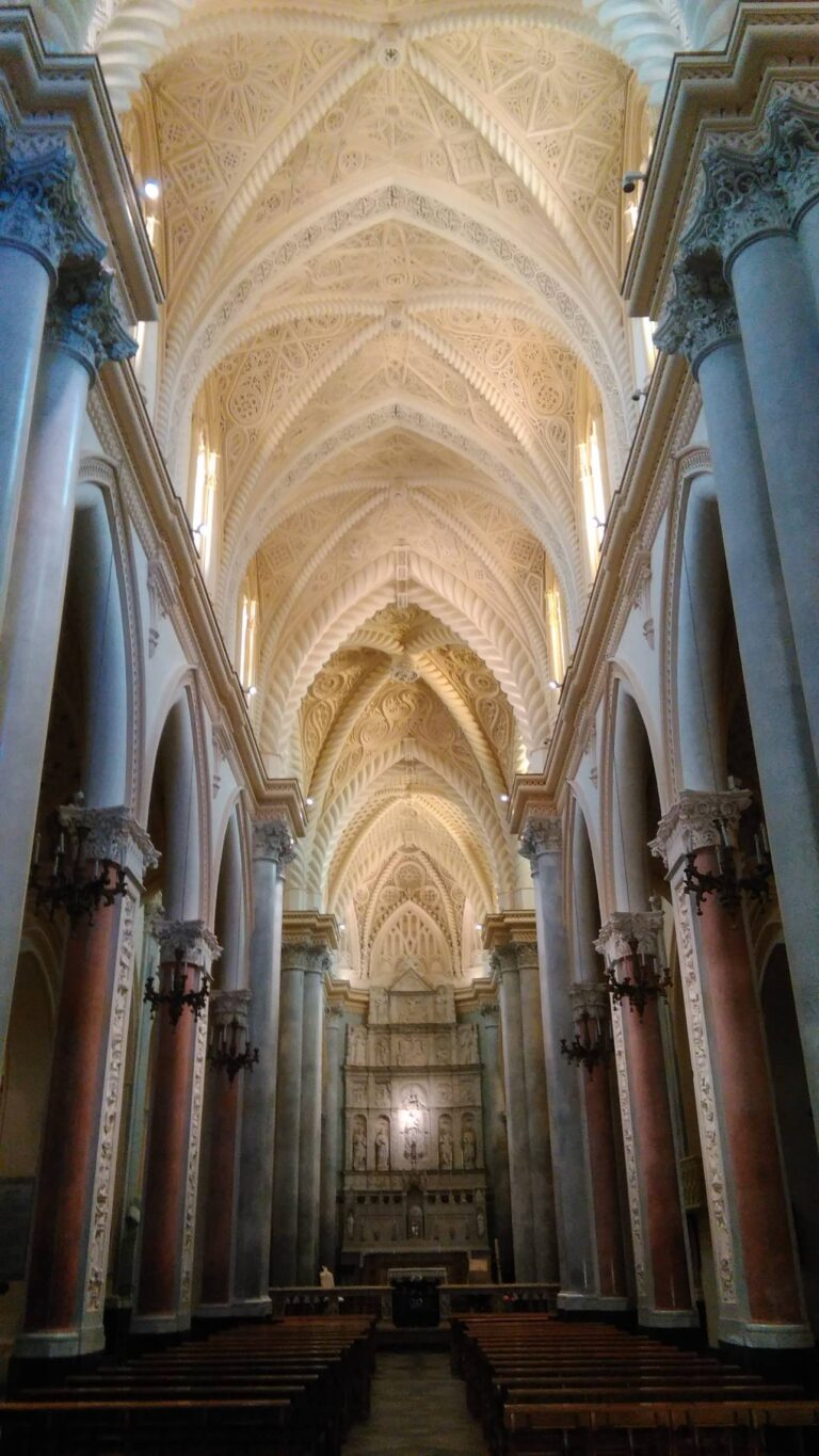 Erice - Royal Cathedral (inside)