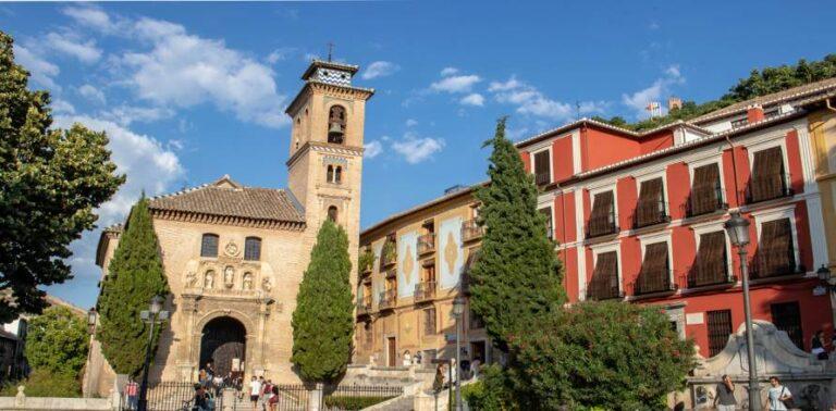 Granada - Saint Gil and Saint Anne Church by Rumomo