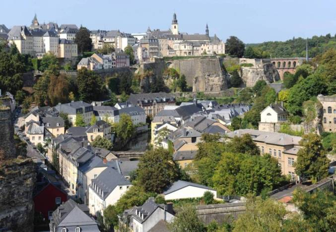 How to spend one remarkable day in Luxembourg City - The Grund by Cayambe