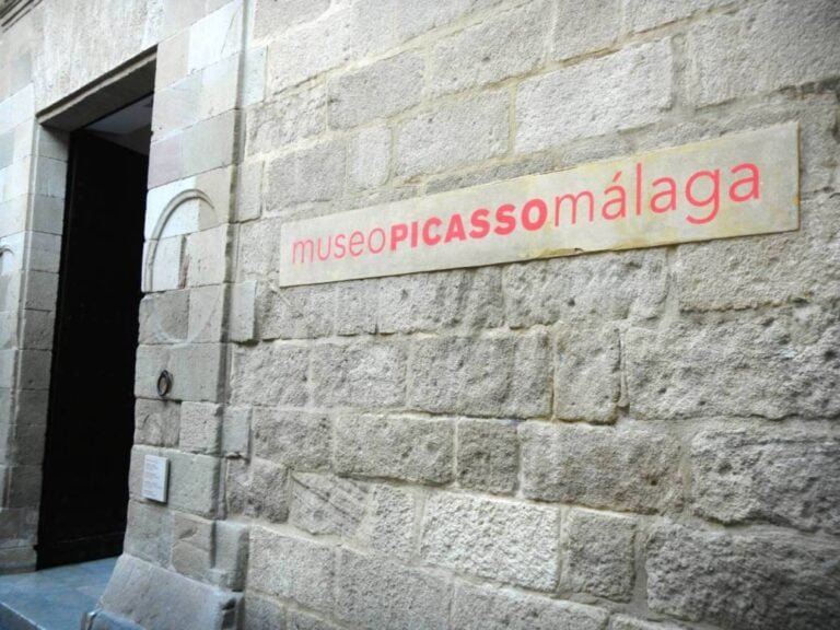 How to get the most of Malaga - Picasso Museum by Llecco