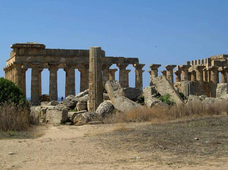 Trapani - Selinunte Temple A