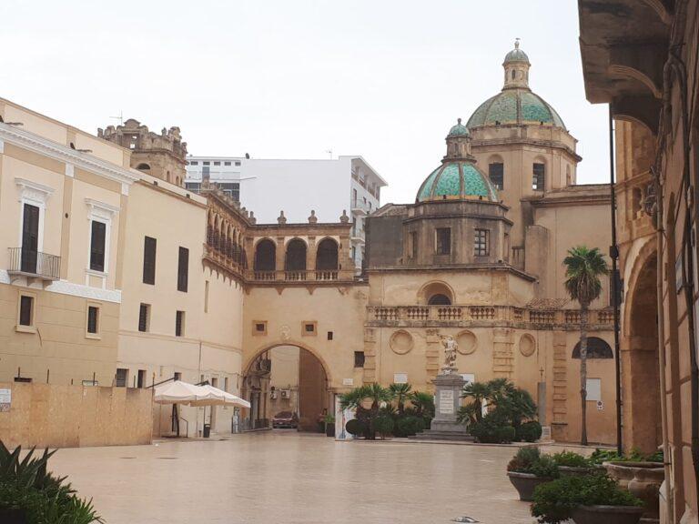 Mazara del Vallo - Piazza della Repubblica