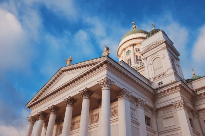 An extraordinary weekend in Helsinki - Cathedral by Joao Marcelo Martins