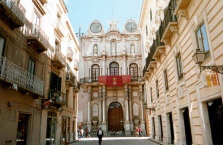 Trapani - Cavarretta Palace