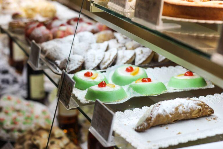 Erice - Pastry Specialities