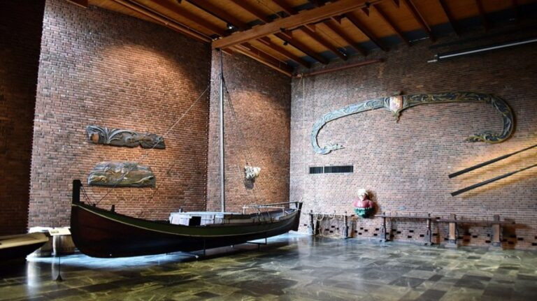 What to see in Oslo in 2 days - Norwegian Maritime Museum by Bahnfrend