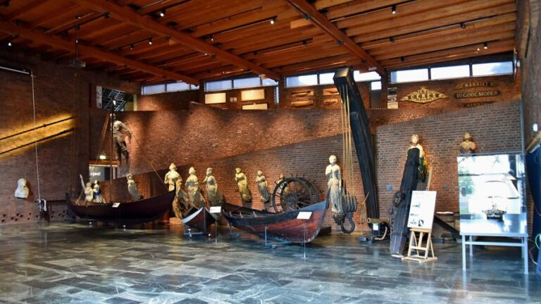 What to see in Oslo in 2 days -Norwegian Maritime Museum by Bahnfrend
