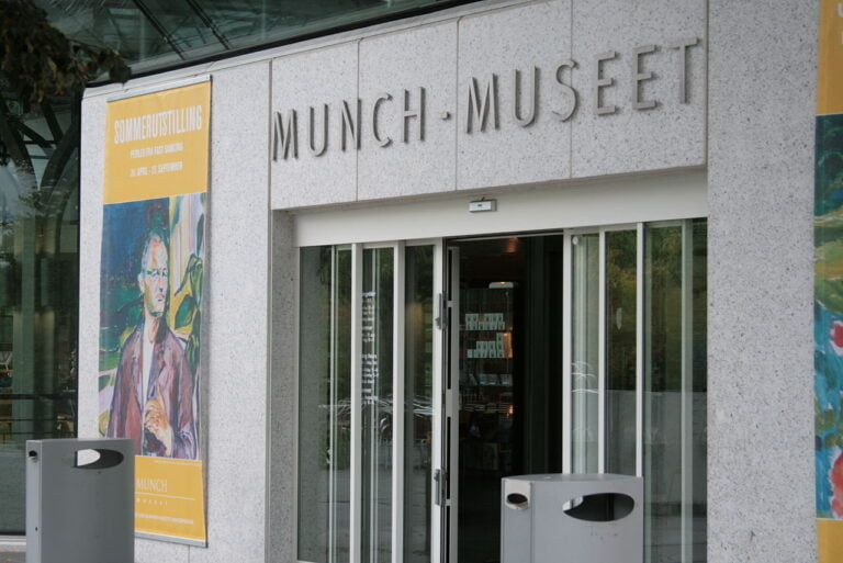 What to see in Oslo in 2 days - Munch Museum by Jodyno