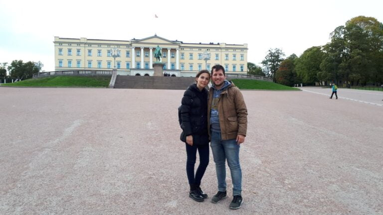 What to see in Oslo in 2 days - Royal Palace