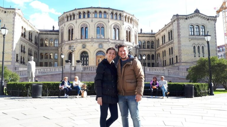 What to see in Oslo in 2 days - Storting Palace