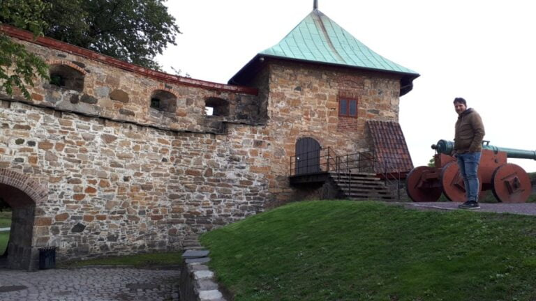 What to see in Oslo in 2 days - Akershus Fortress