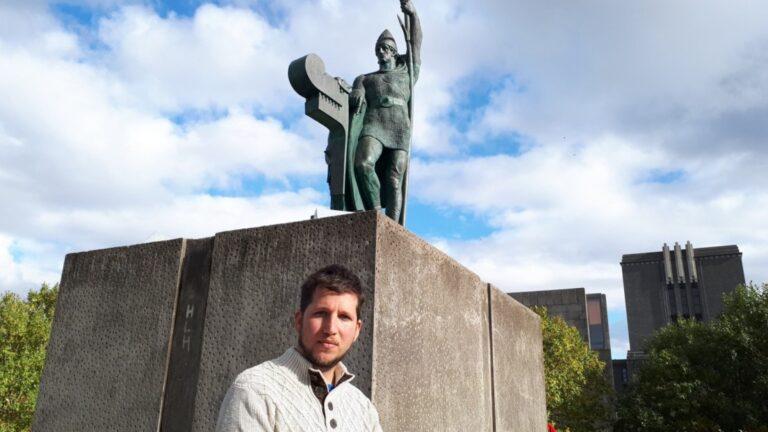 Reykjavik in 24 memorable hours - Ingólfur Arnarson Statue