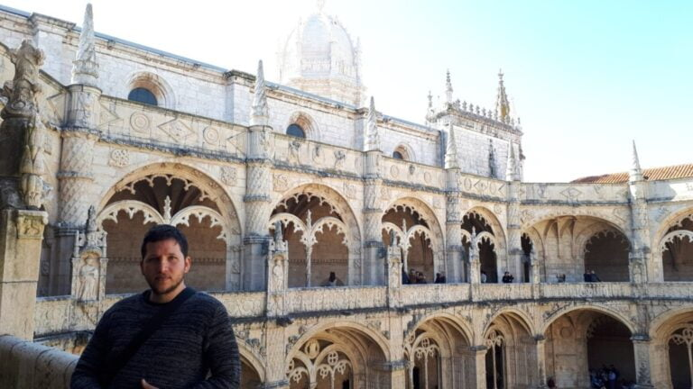 Lisbon - Belém- Hieronymite Monastery
