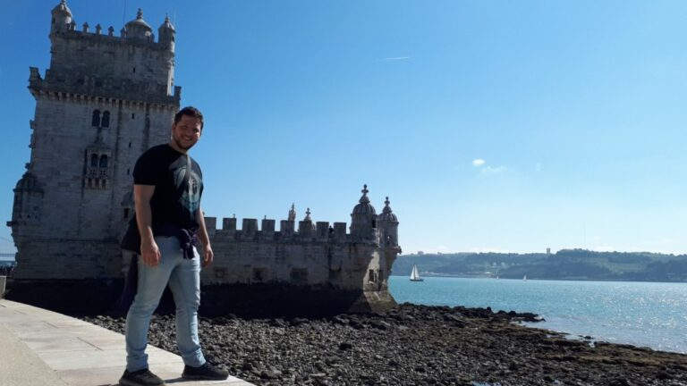 Lisbon in 2 days - Belém- Belém Tower