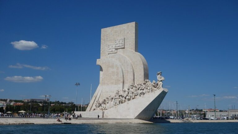 Lisbon in 2 days - Belém- Monument to Discoveries
