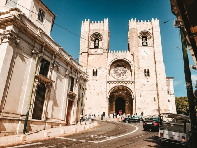 Lisbon in 2 days - Lisbon Cathedral