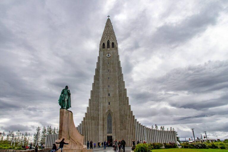 Reykjavik - Hallgrimskirkja Church