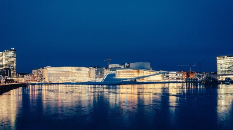 What to see in Oslo in 2 days - Oslo Opera House