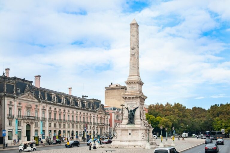 Lisbon in 2 days - Restorers Square