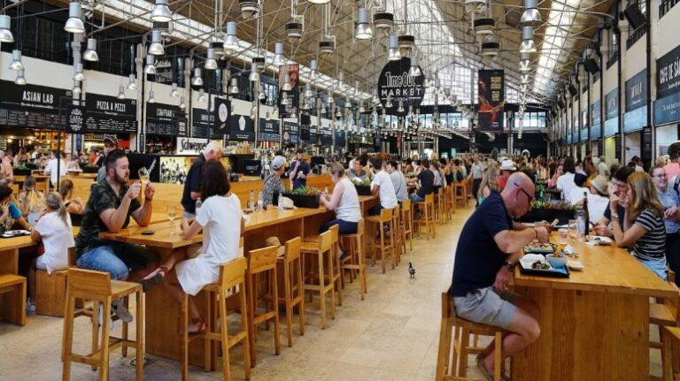 Lisbon - Ribeira Market