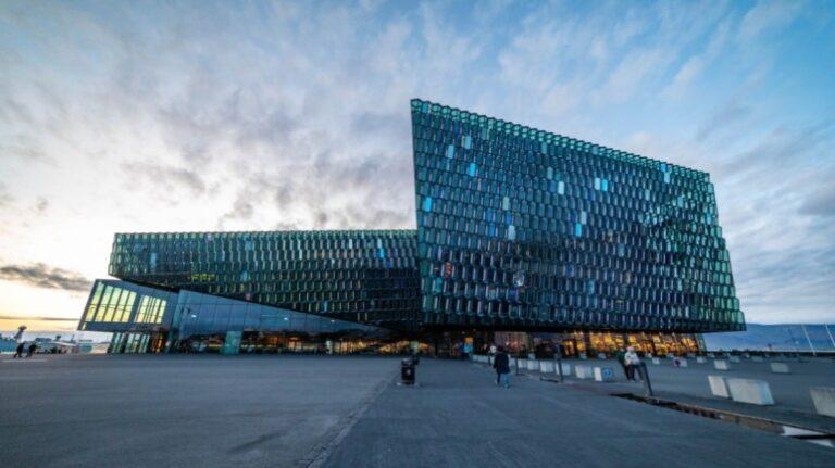 Reykjavik - Harpa Concert Hall