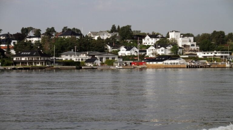 What to see in Oslo in 2 days - Oslofjord