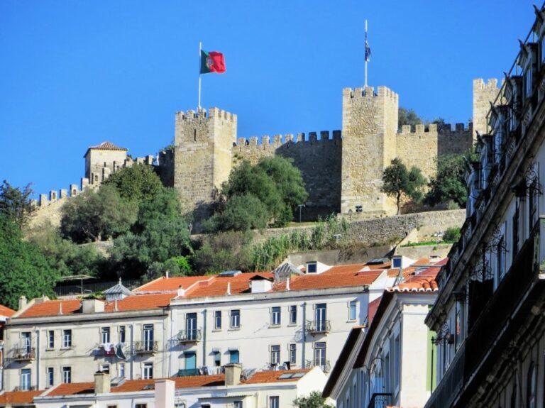 Lisbon in 2 days - Saint George Castle