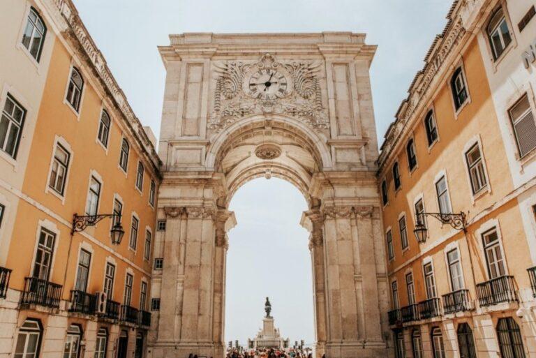 Lisbon in 2 days - Augusta Street Arch