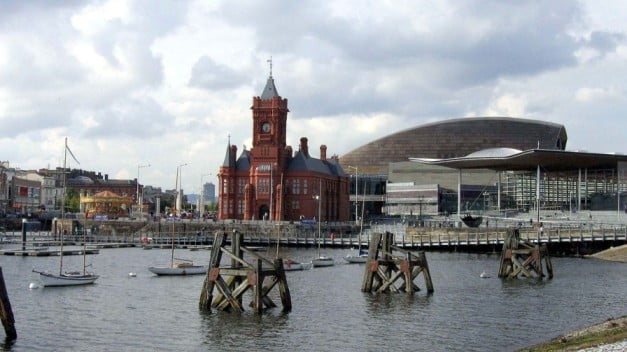 How to get the most of Cardiff in one entertaining day - Cardiff Bay by grahamwell