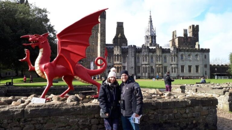 How to get the most of Cardiff in one entertaining day - Cardiff Castle