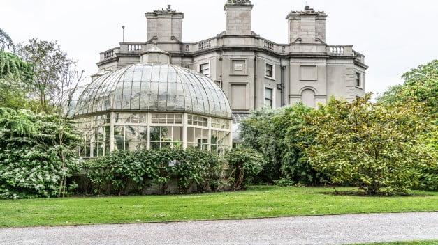 Dublin - Phoenix Park - Farmleigh House by William Murphy