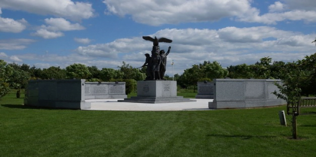 City Hall - Polish War Memorial by Oosoom