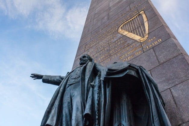 A two-day adventure in Dublin - Parnell Monument by Pier Paolo Lisarelli